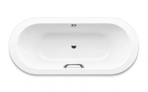 Ванна KALDEWEI CLASSIC DUO OVAL WIDE 180x80 mod 115-7+каркас