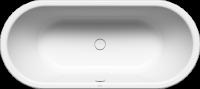 Ванна KALDEWEI CENTRO DUO OVAL + панель 170x75 mod 127-7